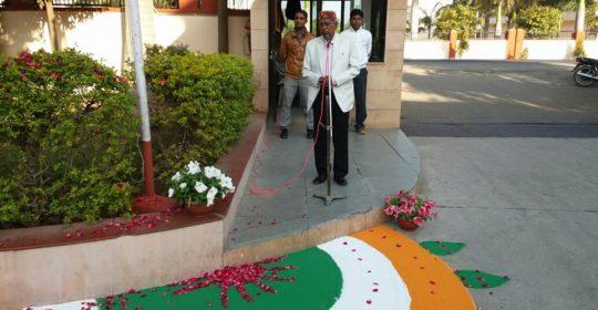 69वें गणतंत्र दिवस उत्सव
