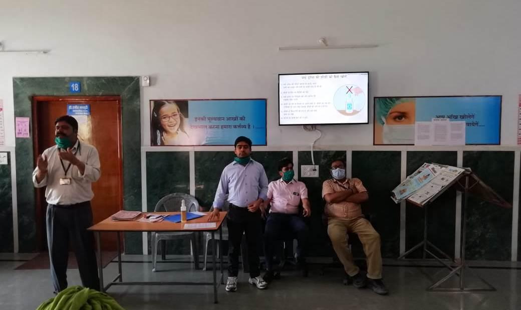रोग निवारक स्वास्थ्य वार्ता_COVID-19