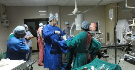 Free Laparoscopic Urology Surgical Camp