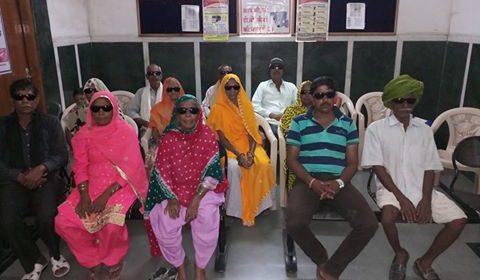 Free Cataract Surgeries Camp