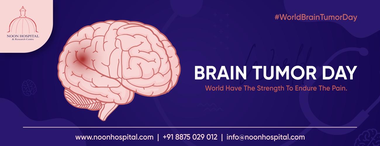World Brain Tumor Day, 2021